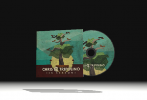 3D image of the In Season CD